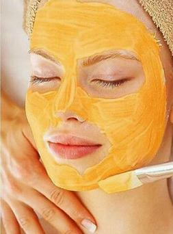 15% Glycolic Acid Peel Pumpkin Enzyme Facial Face Mask AHA +