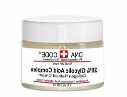 20% Glycolic Acid Collagen Rebuild Cream w/ Argireline, M300