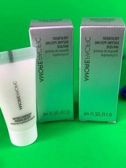 2x Amore Pacific Treatment Enzyme Peel Masque Mask Sample Si