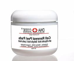 50% Glycolic Cell Renewal Peel Pads, Salicylic Acid, Lactic