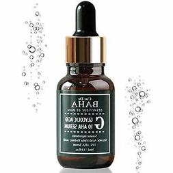 AHA Glycolic Acid 10% Peel Serum 1oz For Facial - Grade Chem