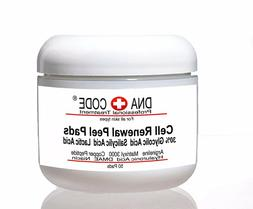 AntiAging Peel Pads-30% Glycolic Cell Renewal Peel Pads+ Sal