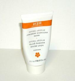 REN Clean Skincare Glycol Lactic Radiance Renewal Mask 0.68
