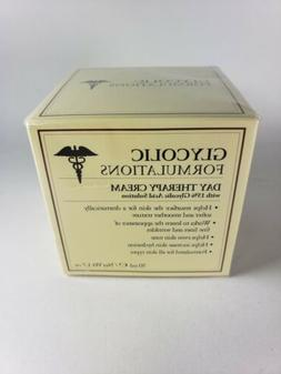 GLYCOLIC FORMULATIONS Day Therapy Cream 15% Glycolic Acid 1.
