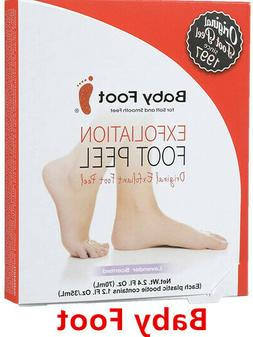 Baby Foot Exfoliant Peel, Lavender Scented | Sealed Original