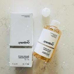 THE ORDINARY Glycolic Acid 7% Toning Solution 240mL NEW in B