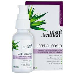Glycolic Acid Facial Peel - With Vitamin C, Hyaluronic Acid