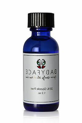 35 percent glycolic acid anti aging chemical