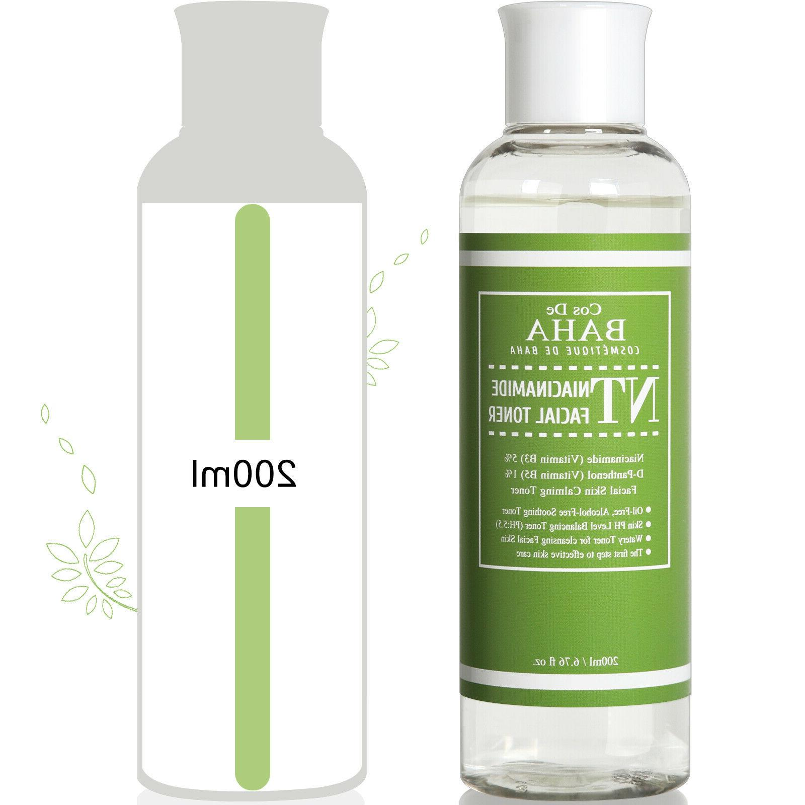 Facial Clear Niacinamide 5% Hyaluronic Acne