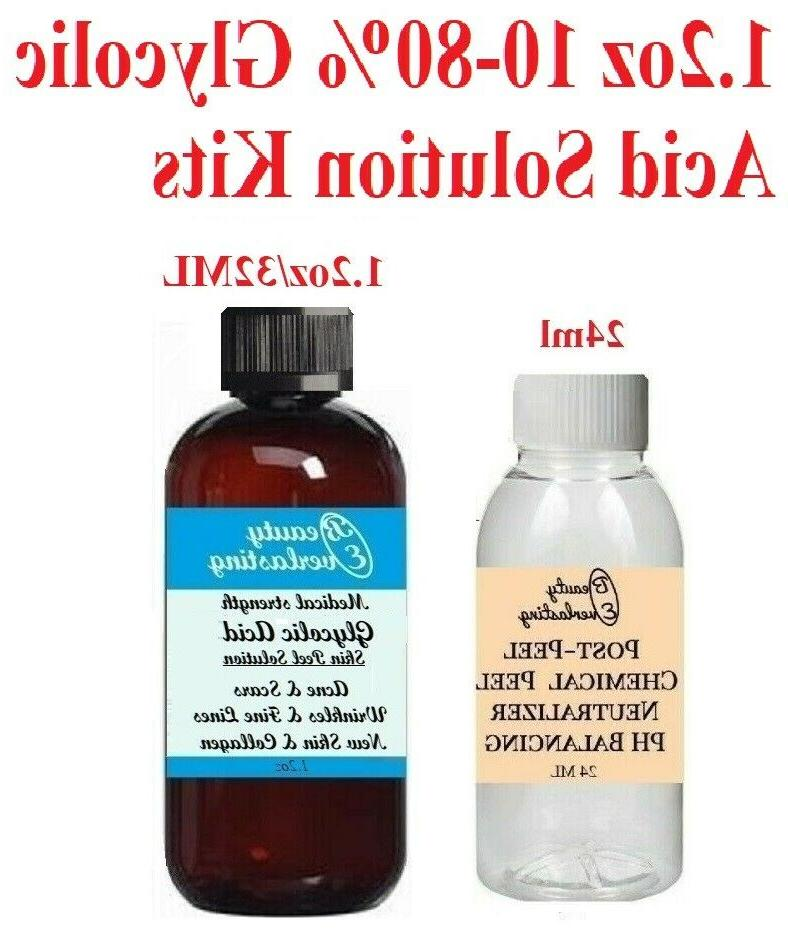 Medical Grade *GLYCOLIC Chemical