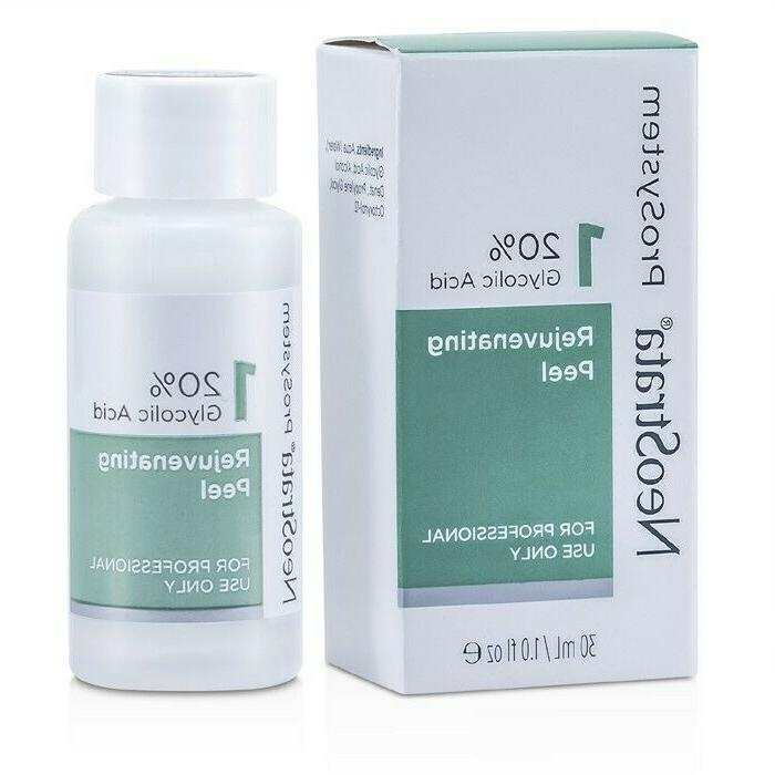 professional use only 20 percent glycolic acid