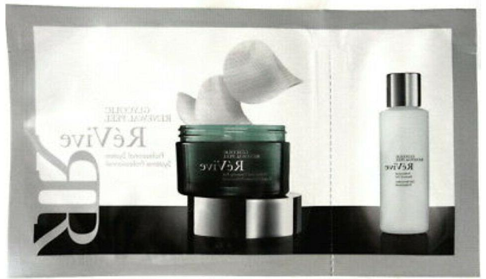 RE'VIVE RENEWAL TREATMENT PACKETS TREATMENTS, REFINES SKIN,
