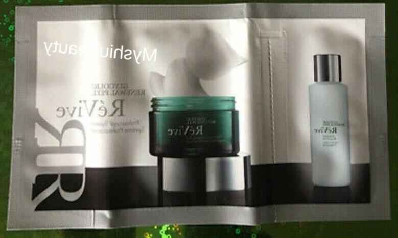 RE'VIVE TREATMENT PACKETS 5 TREATMENTS, REFINES SKIN, A+