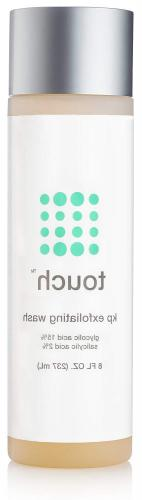 Touch Keratosis Pilaris Exfoliating Body Wash Cleanser with