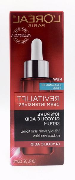 L'Oreal Paris Revitalift Derm Intensives Facial Pure Glycoli