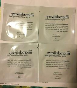 Lot of 4 Philosophy Microdelivery Triple- Acid Brightening C