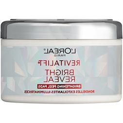 L'Oreal Paris Revitalift Bright Reveal Peel Pads, 30  Pre-So