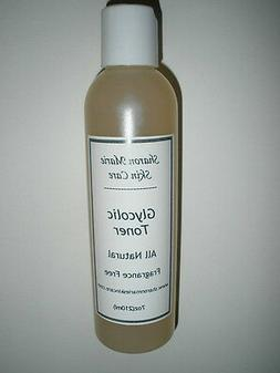 Toner- 5% Glycolic Acid 7oz each-Anti-Acne/Blemish Control/H